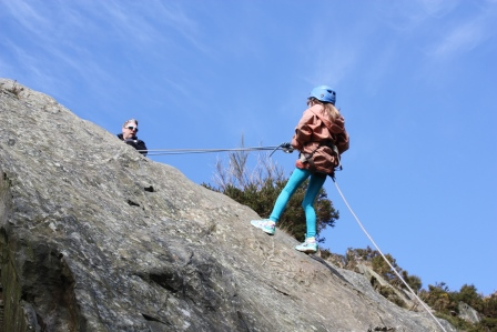 Abseiling47